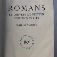 ROMANS ET OEUVRES DE FICTION NON THEATRALES par MONTHERLANT , 1966