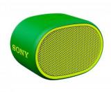 Boxa Portabila Sony SRS-XB01 Extra Bass, Bluetooth, Rezistenta la stropire, Handsfree (Verde)