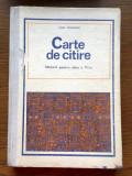 Carte de citire - Manual pentru clasa a VI-a - Lucia Atanasescu