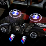 Set 2 proiectoare portiere LED logo 2 modele BMW M Performance