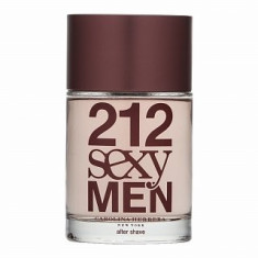 Carolina Herrera 212 Sexy for Men after shave pentru barbati 100 ml