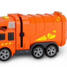 Masina salubrizare cu sunete si lumini 15 cm Dickie Toys