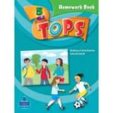 Tops Homework Book, Level 5