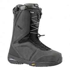 Boots Snowboard Nitro Team TLS Black 2020
