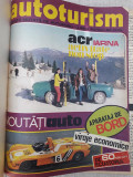 Revista Autoturism 1976 1977 24 numere ACR