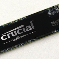 SSD 500GB Crucial Black M.2 2280 SATA-3, 6Gb/s, 100% LIFE, 500 GB