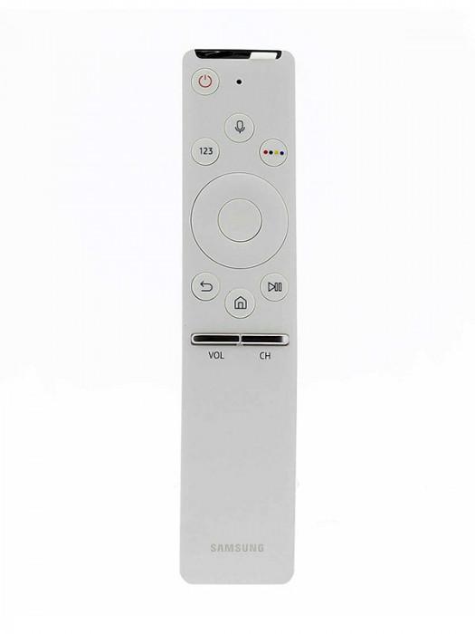 Telecomanda originala smart TV Samsung, alba