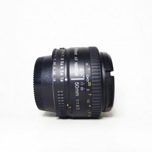 Obiectiv Nikon AF Nikkor 50mm f/1.8 D