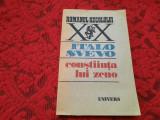 CONSTIINTA LUI ZENO-ITALO SVEVO   R3