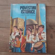 POVESTIRI ISTORICE - DUMITRU ALMAS - partea 3  (1987)stare f buna