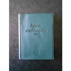 AGENDA ELECTRICIANULUI (1962)