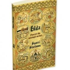 Edda - Poveşti din mitologia nordică