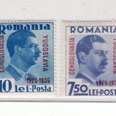 Romania   1936   mica  intelegere