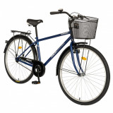 Bicicleta City 28 inch Rich Dunarea CSR2891A albastrualb, RICH BIKE