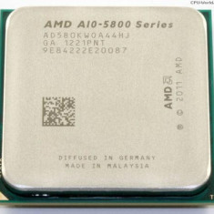 Procesor AMD Trinity, Vision A10-5800K Black Edition 3.8GHz box