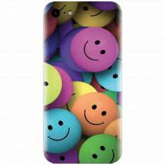 Husa silicon pentru Apple Iphone 6 / 6S, Smiles