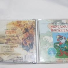 [CDA] Charles Perrault - Motanul incaltat - cd audio original - Povesti pe CD