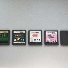 Pachet 5 jocuri Nintendo DS