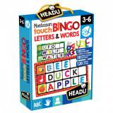 Joc Bingo atingeti imagini si cuvinte Headu