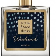Apa de parfum Little Black Dress Weekend Avon