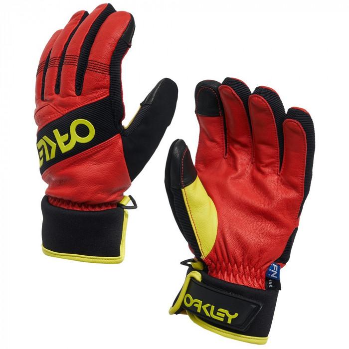 Manusi Oakley Factory Winter 2.0 High Risk Red