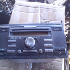 Audio System Ford 6000 CD