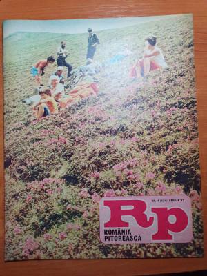 romania pitoreasca aprilie 1982-art. valea viseului,sangeorz bai,orasul galati foto