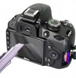 Ecran de protectie, sticla optica, screen protector pt. Nikon D500 D610 D780