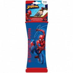 Protectie centura de siguranta Spiderman Disney Eurasia, 19 x 8 cm