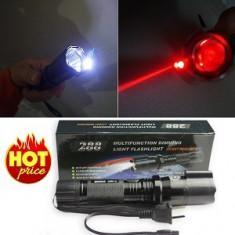Lanterna cu Electrosoc  Autoaparare, Cu lanterna