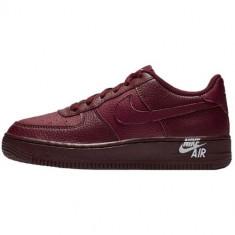Pantofi Copii Nike Air Force 1 Lthr GS AO3626600, 36, 36.5, 40, Rosu