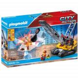 Set de Constructie Excavator de Demolare - City Action, Playmobil