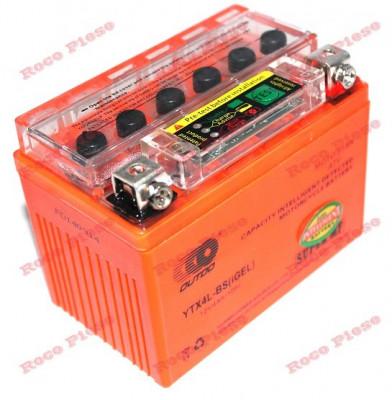 Baterie gel Scuter, Atv 4AH 12v (gel) foto