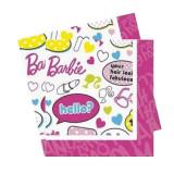 Servetele Barbie Fabulous