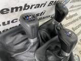 Nuca schimbator piele M originala BMW E90,E91,E92,E93