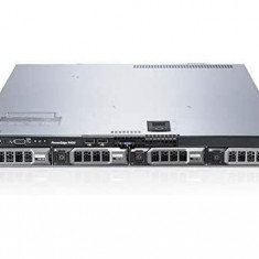 Server DELL PowerEdge R420, Rackabil 1U, 2 Procesoare Intel Six Core Xeon E5-2430L 2.0 GHz, 16 GB DDR3 ECC Reg, 2 x 256 GB SSD NOU, Raid Controller SA