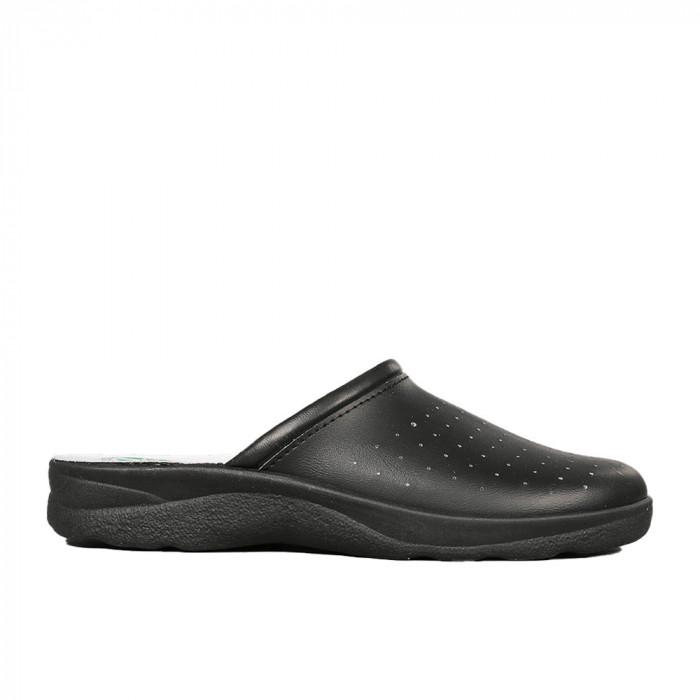 Papuci barbati Vorto negri