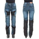 Cumpara ieftin Pantaloni Moto Femei Jeans W-TEC Bolftyna