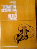 Carte : Geometrie Descriptivă și Desen Tehnic, Ioana Parvulescu