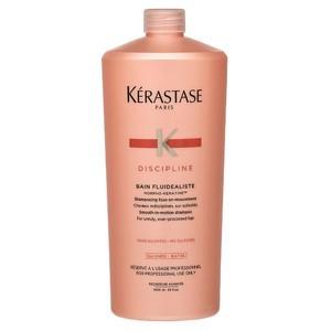 Kérastase Discipline Bain Fluidealiste No Sulfates sampon fără sulfati pentru păr indisciplinat 1000 ml