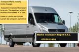 Oferim Transport marfa,mobila, relocari in Bucuresti si in Tara.