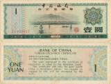 1979, 1 yuan (P-FX3) - China!