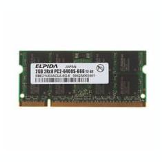 Memorie de laptop Sodimm ELPIDA 2Gb DDR2 800Mhz PC2-6400S