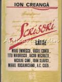 Cumpara ieftin Scrisori Catre: Mihai Eminescu, Vasile Conta, Titu Maiorescu - Ion Creanga
