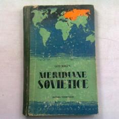 MERIDIANE SOVIETICE - GEO BOGZA