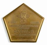 Medalie aviatie, Carol II - Aeroclubul Regal al Romaniei, 1931