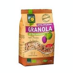 Musli Ecologici Granola cu Mere Prune si Scortisoara Bohlsener Pronat 350gr Cod: bhm101420