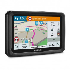 Gps garmin 5.0 dezl 580lmt-d 480 x 272 pieli voice activated navigation display type wqvga