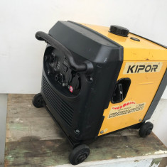 Generator de Curent Invertor KIPOR IG 3000 Sinemaster