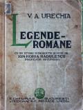 Legende Romane, V.A. Urechia
